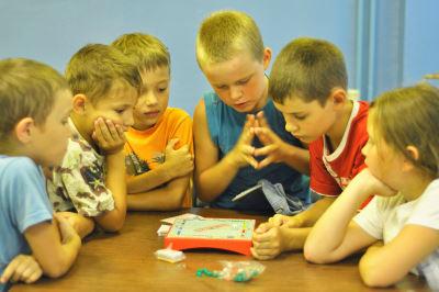 Виды игр для дошкольников